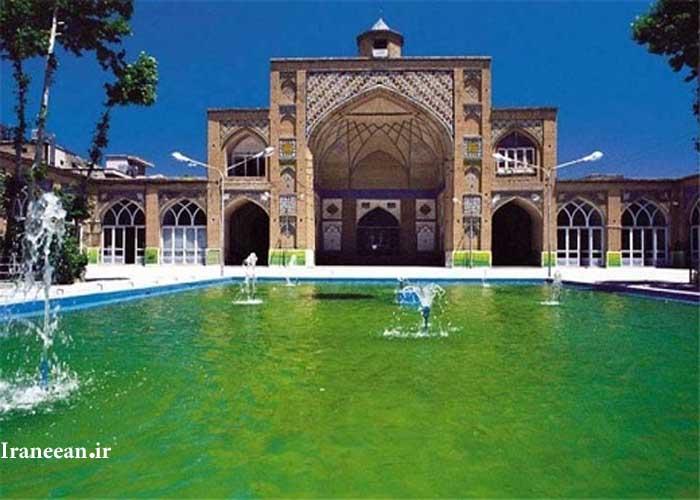 مسجد جامع خرم آباد