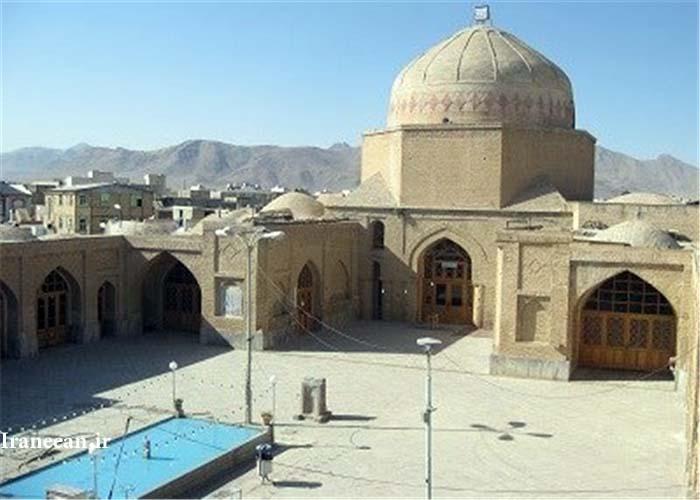 مسجد جامع قروه