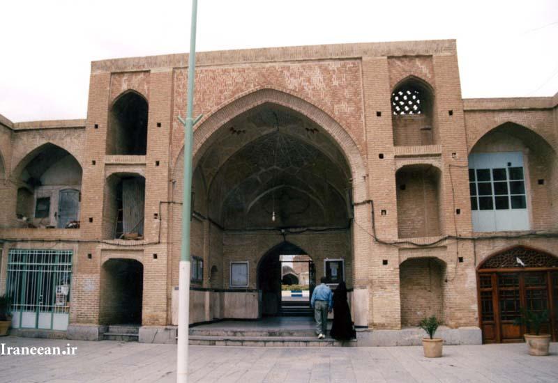 مسجد سرخ ساه