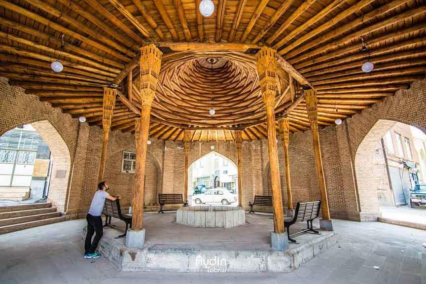 مسجد چهار سو آذرشهر