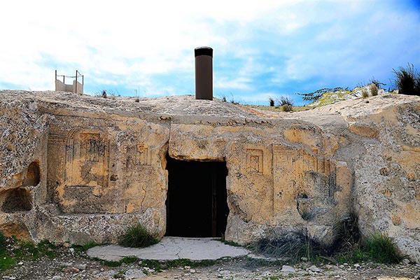 معبد پوزئیدون خارک