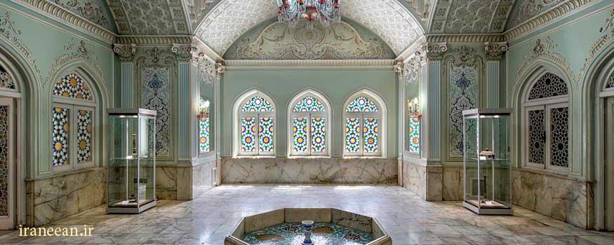 موزه آینه و روشنایی
