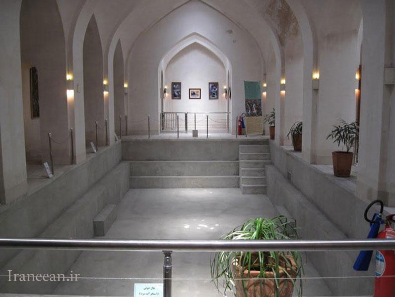موزه حمام شاه