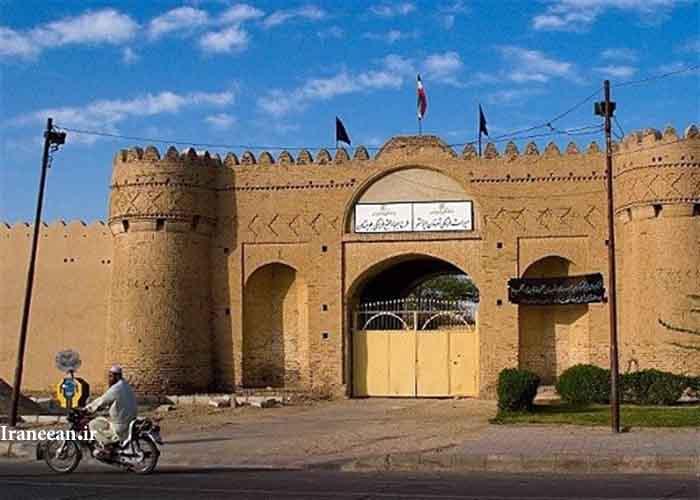 موزه مردم شناسی ایرانشهر