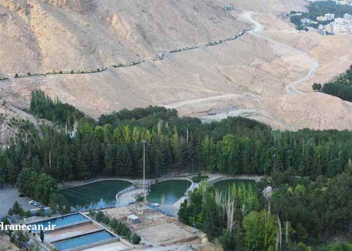 پارک آبشار شاهرود