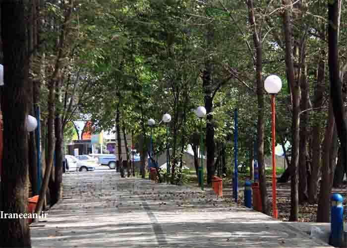 پارک جنگلی طاهباز