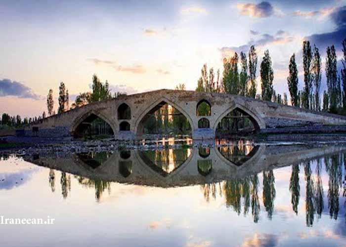 پل تاریخی میر بهاء الدین