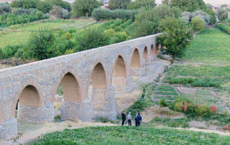 پل قلعه حاتم بروجرد