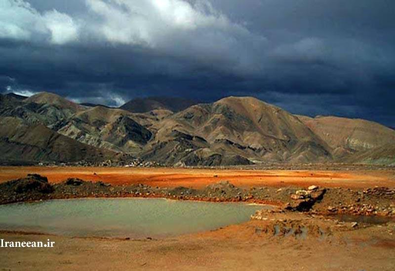 چشمه آب معدنی گراو