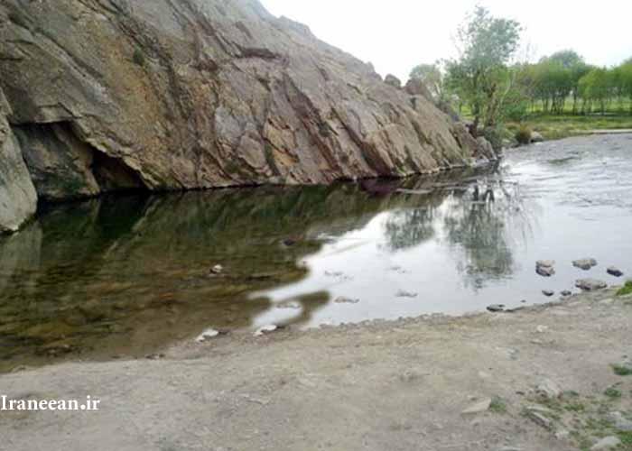 چشمه علی بلاغی