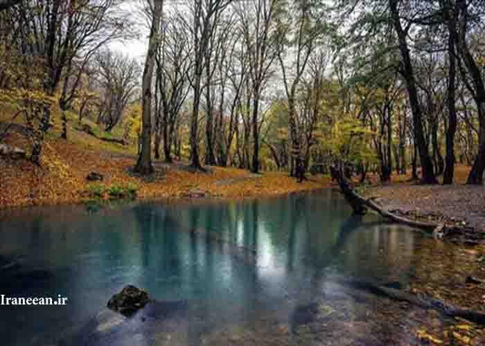 چشمه لال گلستان