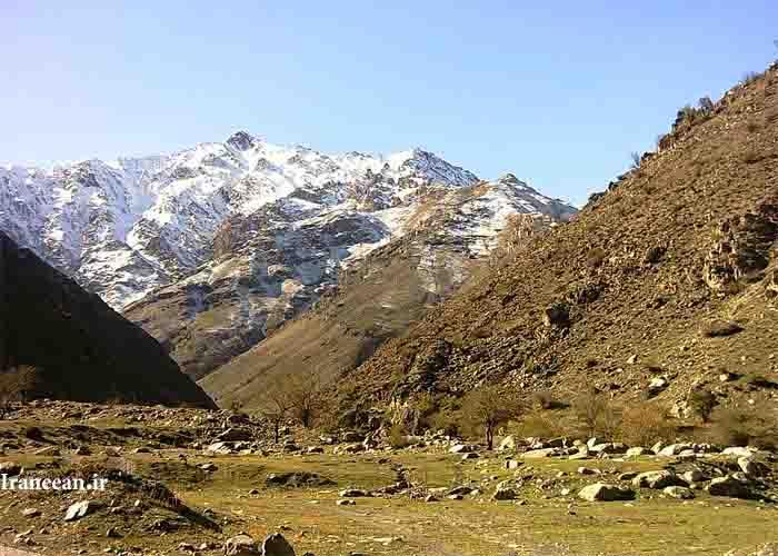 کوه تخت سلیمان